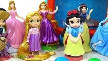 Microwave Baby Disney Princess Surprise Toys Learn Colors Finger Family Nursery Rhymes Superhero Egg