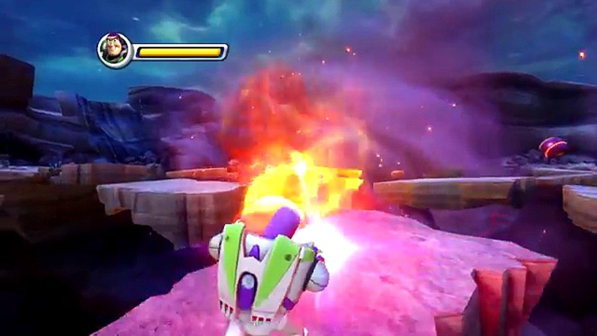 04 Toy Story 3 Buzz Video Game トイ ストーリー3 バズビデオゲーム