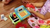 Toys for Girls: Unboxing Mayas Cash Register Toy Set