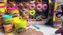 Play Doh Ice Creams Playdough Popsicles Rainbow Play-Doh Scoops n Treats Play Food Videos