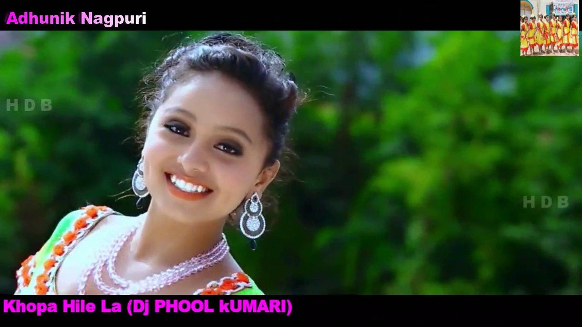 Khopa Hile La Phool Kumari( Dj Remix) - Adhunik Nagpuri
