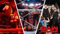 WWE RAW 16 October 2017 FULL SHOW HD - WWE Monday Night Raw 16/10/2017 Highlights[KANE RETURNS & ATTACKS ROMAN REIGNS!!]