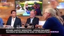 Affaire Harvey Weinstein : Josiane Balasko raconte sa rencontre avec le producteur