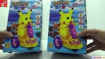 Đồ chơi Pokemon lái xe có đèn led và nhạc vui nhộn cho bé, Pokemon Music Car, ToyShop54