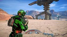 Mass Effect Andromeda: Insanity Tech God No Reload Healing Build