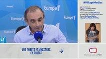 Zemmour : il règle ses comptes avec Omar Sy sur Europe 1