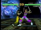Soul Calibur Gameplay Sega Dreamcast