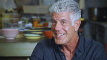 Anthony Bourdain On Working With A Team