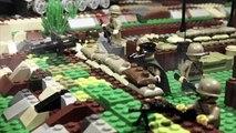 LEGO WW2 - BATTLE FOR BERLIN 1945, last great battle of ww2