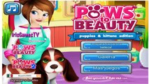Pets - Pows to Beauty 1 Animal Game - Pets Care Games for kids