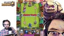 Clash Royale: Sparky Elite Barbarian Deck!