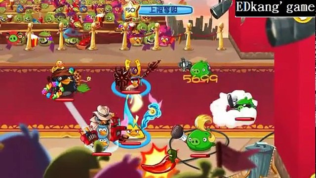 Angry Birds Epic -EVENT-Angry Birds Epic Movie Fever (Angry Birds 電影熱) #20+END