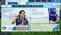 Testando FIFA 16 no galaxy s5 narraçao em português gameplay!