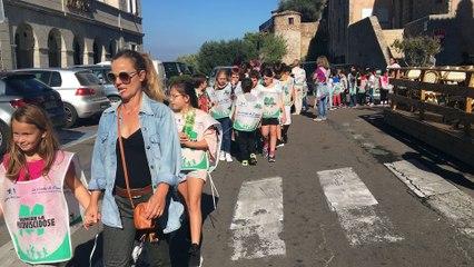 VIDEO. Porto-Vecchio : 600 enfants mobilisés pour lutter contre la mucoviscidose