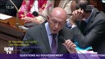 """Collomb : """"La France sera dure avec les personnes en situation irrégulière susceptibles de commettre des crimes"""""""