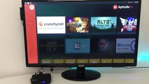 EBox M8 TV BOX FACTORY RESET M8s TV BOX RESET - video