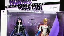 DC Collectibles New 52 Power Girl And Huntress Worlds Finest 2-Pack Review