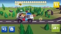 LEGO Juniors Create & Cruise - Gameplay Walkthrough Part 4 ios/android
