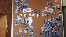 Decoração de quarto super legal | Tumblr inspired
