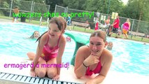 Finfun Mermaid Tail HONEST Review - video dailymotion