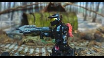 Mega Bloks CALL OF DUTY® vs HALO (Part.1)