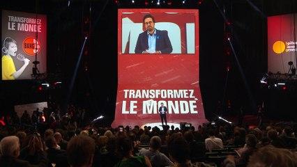 BANG - Mounir Mahjoubi Secrétaire d'État auprès du Premier ministre, chargé du Numérique