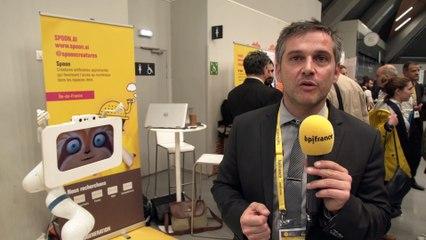 Spoon, le robot interactif (TV)