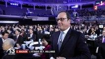 François Hollande en conférence à Séoul, il attaque la politique fiscale d'Emmanuel Macron