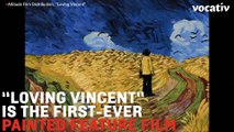 """""""Loving Vincent"""" Is A Living Van Gogh Painting"""