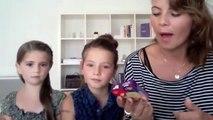 ➳ JELLY BELLY CHALLENGE avec mes enfants! (Bean Boozled challenge) Français