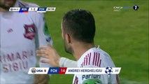 1-2 Andrei Herghelegiu Goal Romania  Liga II - 17.10.2017 ASA Târgu Mureș 1-2 FC Hermannstadt