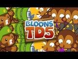 First Battles! - (Bloons Tower Defense Battles) - Episode 1