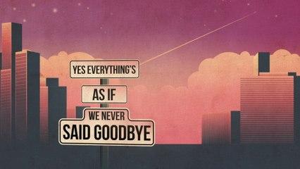 Michael Ball - As If We Never Said Goodbye
