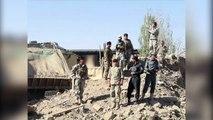 Más de 70 muertos en dos ataques talibanes en Afganistán