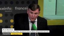 """Police de sécurité du quotidien : """"Trouvons une nouvelle méthodologie"""", demande Bruno Beschizza, maire d'Aulnay-sous-Bois"""