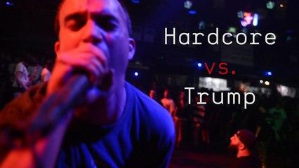 Hardcore Music In Trump's America