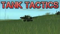 Tank Tics - Platoon Battlefield Maneuvers