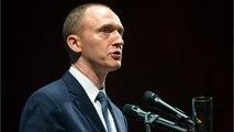 Former Trump Advisor Subpoenaed By Senate Intelligence Committee
