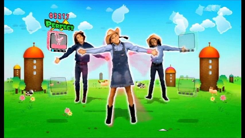 Just Dance Kids The Hamster Dance Song