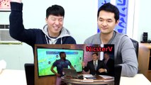TRY NOT TO LAUGH CHALLENGE #NEWSBLOOPERS -KOREAN REACTION