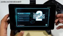 Tom Clancys Ghost Recon Advanced Warfighter 2 Para Android en Español [PPSSPP + Settings] 2016