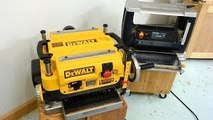 Mobile Planer Stand For DeWalt DW735 - video dailymotion