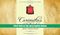 [Download]  Curiosities of Literature: A Book-lover s Anthology of Literary Erudition John