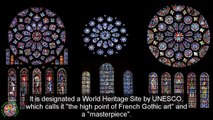 Chartres Cathedral Destination Spot | Top Famous Tourist Attractions Places To Visit In France - Tourism in France