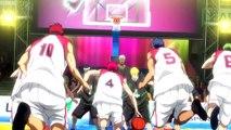 Kuroko's Skills vs Jabberwock - Kuroko no Basket Last Game