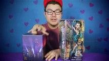 Monster High: Boo York Boo York Nefera De-Nile Revisión en Español