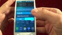 Samsung Galaxy S5 G900F hard reset - Dailymotion Video