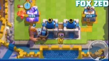 Funny Moments & Glitches & Fails   Clash Royale Montage #30