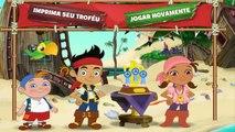 Jake e os Piratas da Terra do Nunca - Jogos da Terra do Nunca
