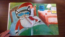 Kindergarten Read aloud of Pete the Cat Saves Christmas by Eric Litwin
